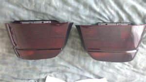 BMW 5 series smoked taillights MINT