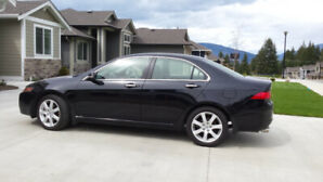 Acura TSX,  Low KM',  One Owner, No Accidents