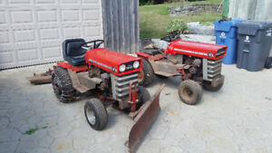 Two Massey Ferguson MF-10 models For Sale