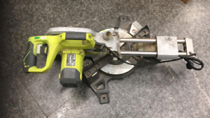 RYOBI EMS254RG SLIDE SAW Kings Cross Inner Sydney Preview