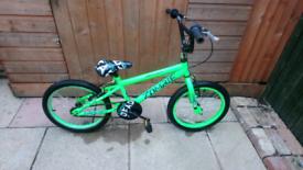 Boys concept bmx bike