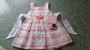Youngland summer dress size 2T w/ tags still attached