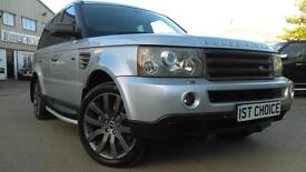 2005 LAND ROVER RANGE ROVER SPORT V8 S/C JUST IN PART EXCHANGE DRIVES VERY WELL