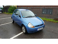 Ford Ka 1.3 2003MY Collection,PETROL 3 D00R IDEAL FIRST CAR