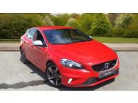 2014 Volvo V40 D2 R DESIGN with Winter Pack a Manual Diesel Hatchback