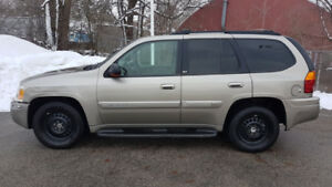 2003 Envoy SLT with Winter Tires