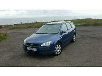 Ford Focus 2007 1.6 TDCI Diesel 7speed automatic gearbox 1 year MOT 65K MILES not astra vectra golf