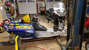 2003 ski doo summit for parts