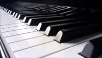 Offering fun piano lessons