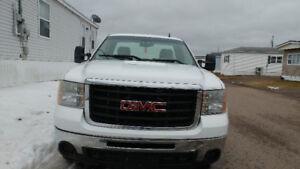 Gmc parts truck