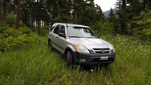 2003 Honda CR-V LX SUV, Crossover