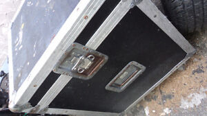 road case flight freight crate