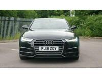 2018 Audi A6 Avant 1.8 TFSI S Line 5dr S Tronic Auto Estate petrol Automatic