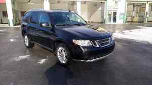 Beautiful Saab 97x Awd SUV,  fully loaded with extras.