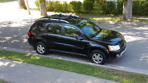 2007 Pontiac Torrent with NEW WINTER TIRES and NEW MVI