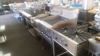 Commercial Food Grillers for Burgers, Steak, Chops, Anything