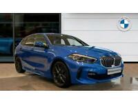 2021 BMW 1 Series 118d M Sport 5dr Diesel Hatchback Hatchback Diesel Manual