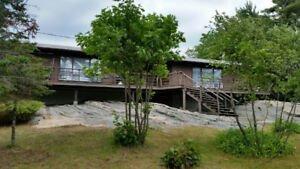 *Waterfront Cottages 30,000 islands Muskoka-Georgian Bay