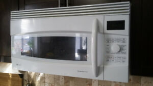 GE Profile Over the range Micowave & Convection Oven