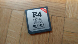 Ds/ programable game card