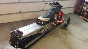 Mountain Sled Great Condition Williams Lake Cariboo Area image 2