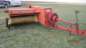 new holland 275 small square baler