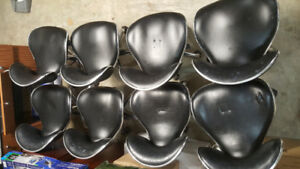 for sale 8 chairs $35 each