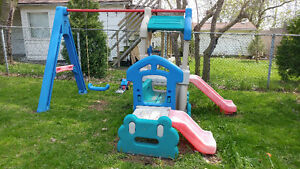 $100 for outdoor play set