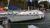AJAX 28 Sailboat