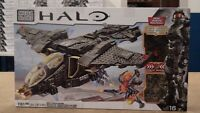 MEGA BLOKS  PELICAN GUNSHIP NEW IN SEALED BOX.