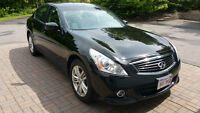 2013 Infiniti G37X Luxury AWD Sedan
