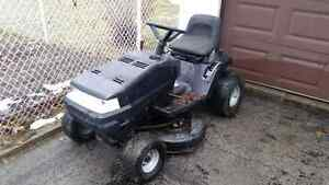 Murray 12.5 HP riding lawnmower