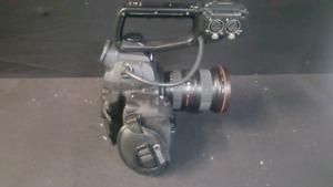 Canon C100 Autofocus upgrade
