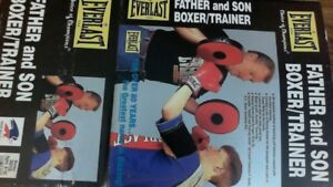 Everlast Father and son boxer/trainer great Christmas gift OBO