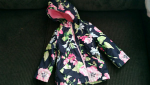 12 month baby girl spring jacket