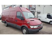 2006 Iveco Daily 35512 X-Large van
