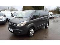 Ford Transit Custom Limited 2.2TDCi 125PS 270 L1H1 with Polyshield Conversion