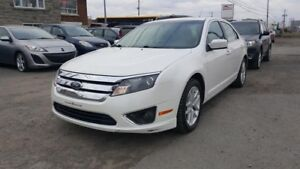 Ford Fusion 4dr Sdn V6 SEL AWD 2011