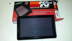 Filtre 33-2232 drop in K&N Subaru impreza wrx/sti 02-07