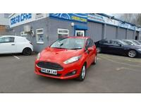 Ford Fiesta Zetec 1.6 105PS 6 Speed Powershift