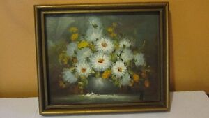 Oil Painting Floral