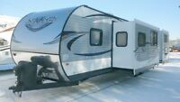 2015 FOREST RIVER SALEM 31KQTBS *3 SLIDES*BUNKS*OUTDOOR KITCHEN* London Ontario Preview