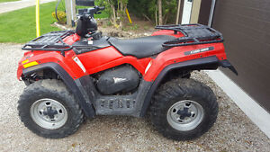 2009 Can Am Outlander 400