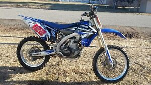 Yamaha YZ450F YZF 450 2011 fuel injection 39.28$ per week