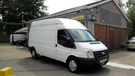 2011 FORD TRANSIT 2.4 TDCI LWB High Roof Van TDCi 100ps [6]