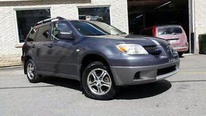 2006 Mitsubishi Outlander LS, HITCH 2``, AIR CLIMATISER