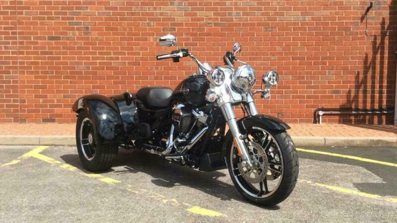 Harley-Davidson Trike FLRT Freewheeler   in Aston, West Midlands   Gumtree