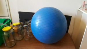Small yoga ball