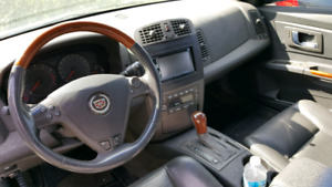 03' CTS  For PARTS!! Possibly Drivable