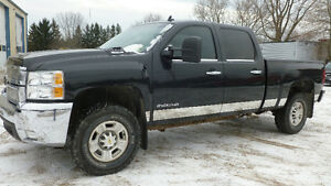 2010 Chevrolet 2500HD  Pickup Truck LTZ
